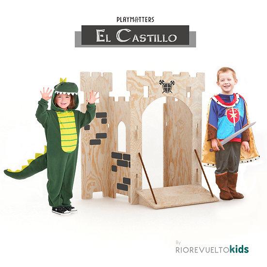 EL CASTILLO juego de rol / rol play