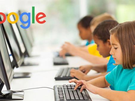 Google crea 'Sé genial en Internet' para que los niños estén protegidos en la red