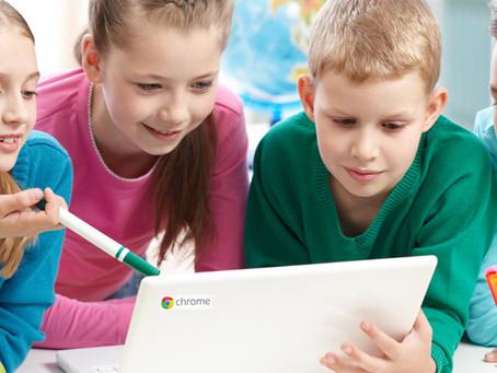 ¿Qué ventajas ofrece el uso del Chromebook en los centros educativos?