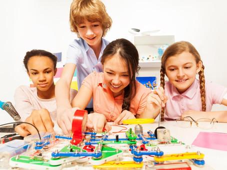 La educación STEAM o cómo enseñar a través de la realización de los proyectos