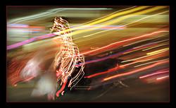 """""""Light Horse"""" - Pleasanton/CA"""