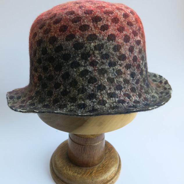 Sarah waters 'Felt and Silk Hat'