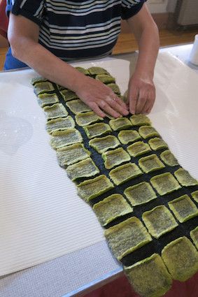 Sarah Waters Tutor -Texture felt workshop
