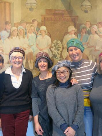 Sarah Waters Tutor - Hat Workshop