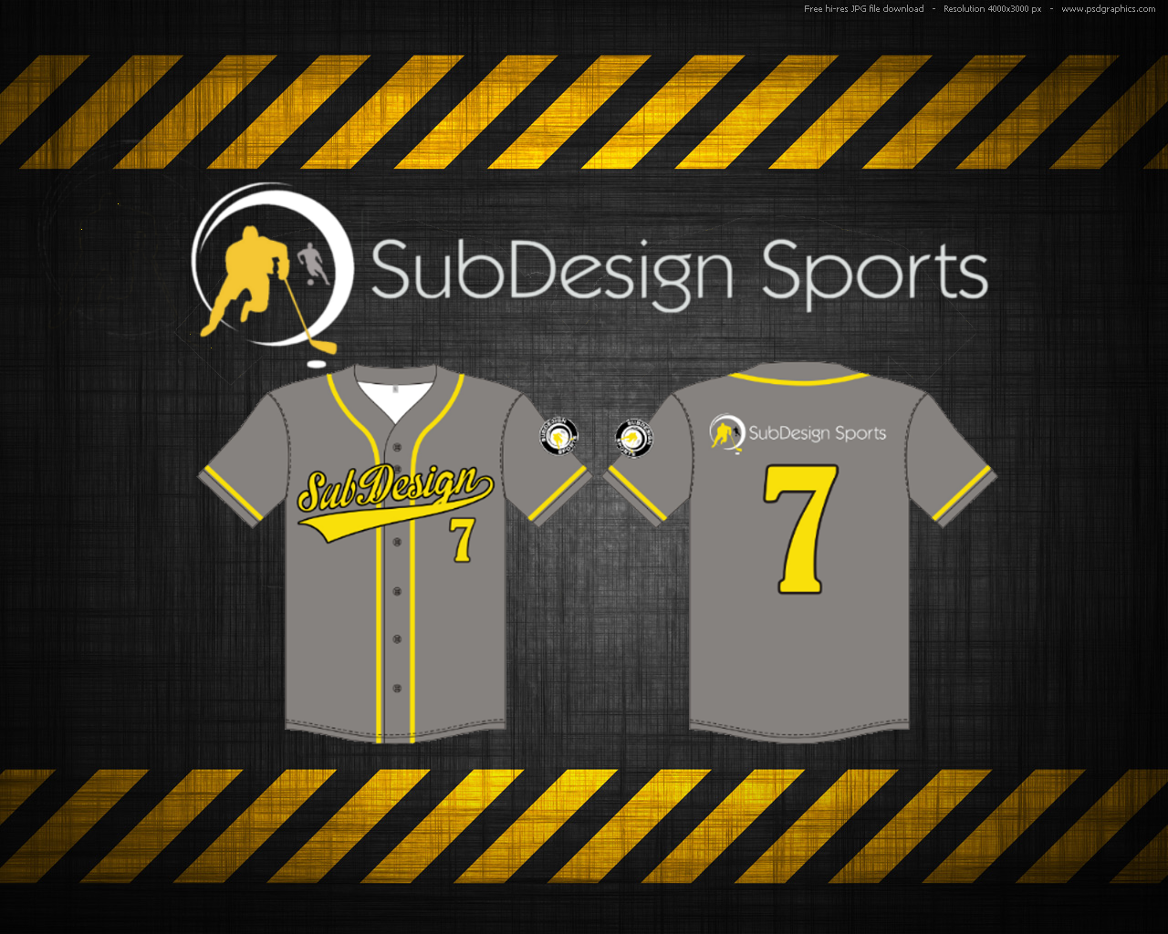 SubDesign baseball