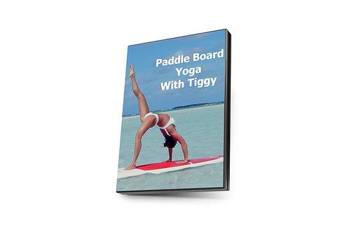 Paddle Board Yoga - Fun, Invigorating, Peaceful & Relaxing