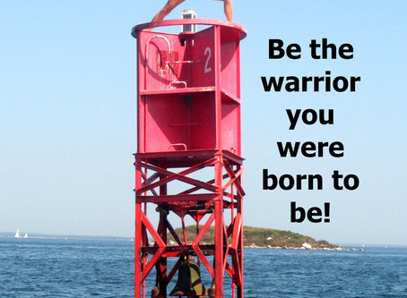 Be the Warrior you were born to be!