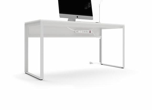 Linea 6222 Slim Modern Console and Laptop Desk