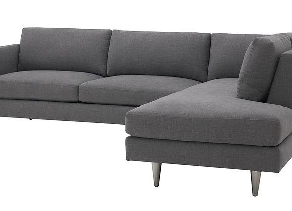 Loren sofa w/ chaise lunge
