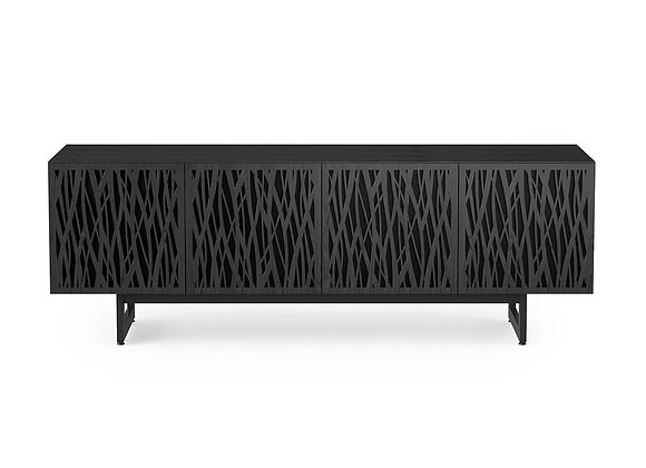 Elements 8779-ME TV Cabinet & Media Console (Wheat)