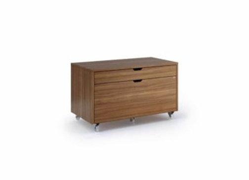 Modica 6347 Mobile Storage & File Pedestal
