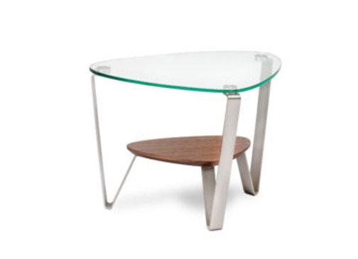 Dino 1347 Modern Glass End Table