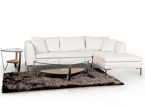 Alison sofa w/ chaise lounge
