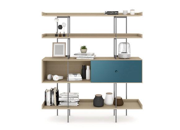 Margo 5201 Modern Display & Storage Shelf