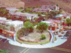 Cornerstone project rendering