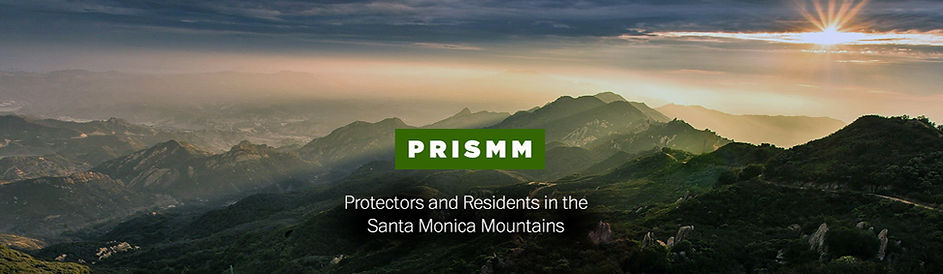 PRISMM - Protectors and Resident in the Santa Monica Mountains