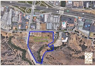 AVE 18.45 acre site