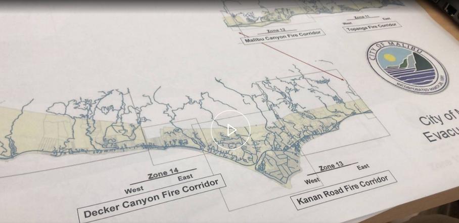 Malibu Evacuation Plan PRISMM