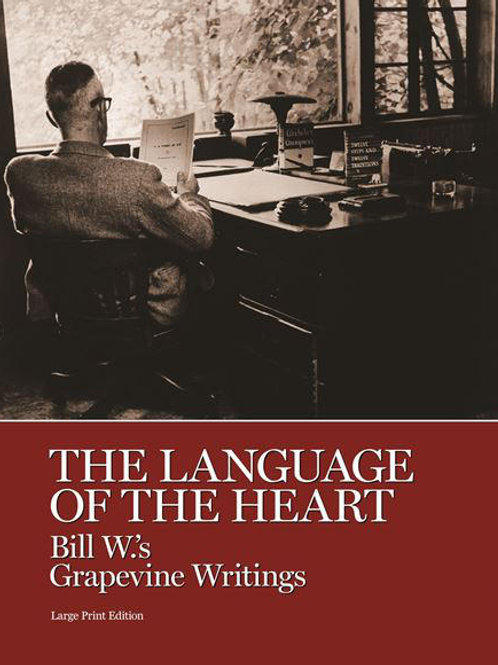 Language of the Heart - Large Print