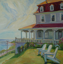 Spring House Wild Sky 30x30