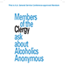 Members of the Clergy Ask About AA