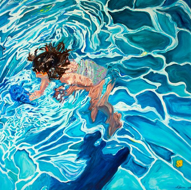Shirley Underwater II