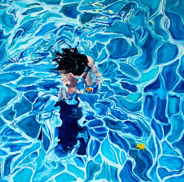 Shirley Underwater I