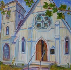 Arlos Church 30x30