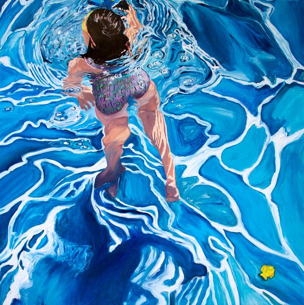 Shirley Underwater III