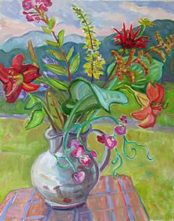Summer Bouquet Robertas Hills 24x
