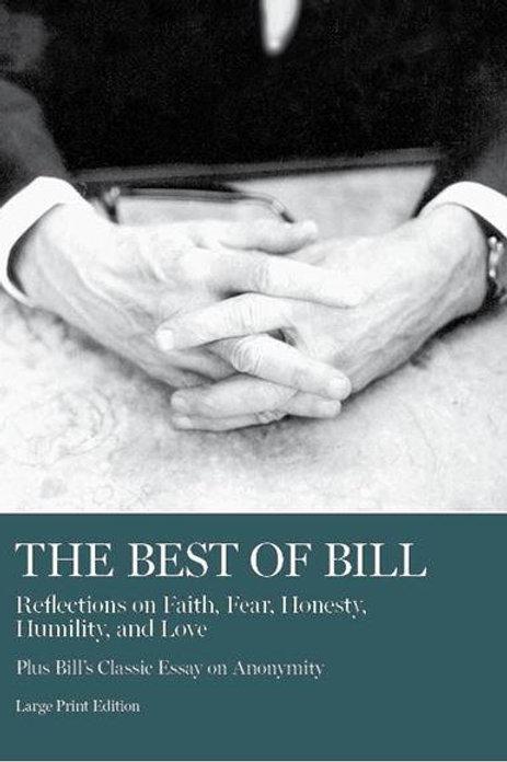 Best of Bill - Large Print