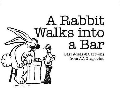 A Rabbit Walks Into A Bar
