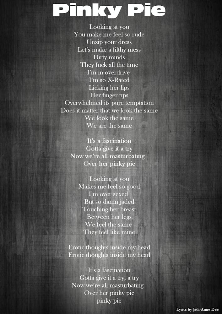 1-Lyrics-Pinky Pie