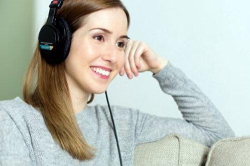 Sentirse Bien - Audioterapia para el bienestar