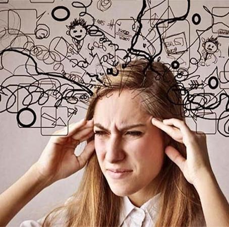 Cómo cambiar los pensamientos negativos e improductivos.