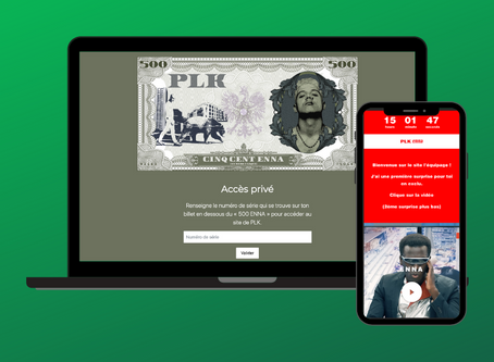 Case study : Store Officiel de PLK