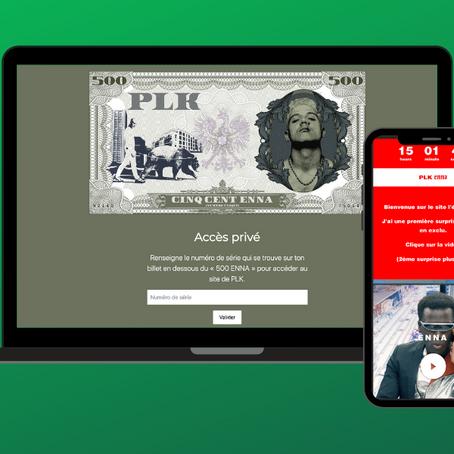 Case study : Store Officiel de PLK