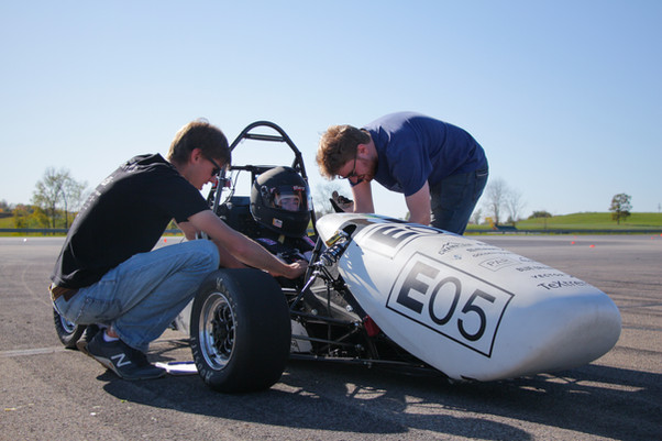PittRace: Inaugural Sessions of Testing