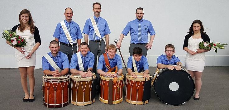 50ème anniversaire des tambours Diabolo
