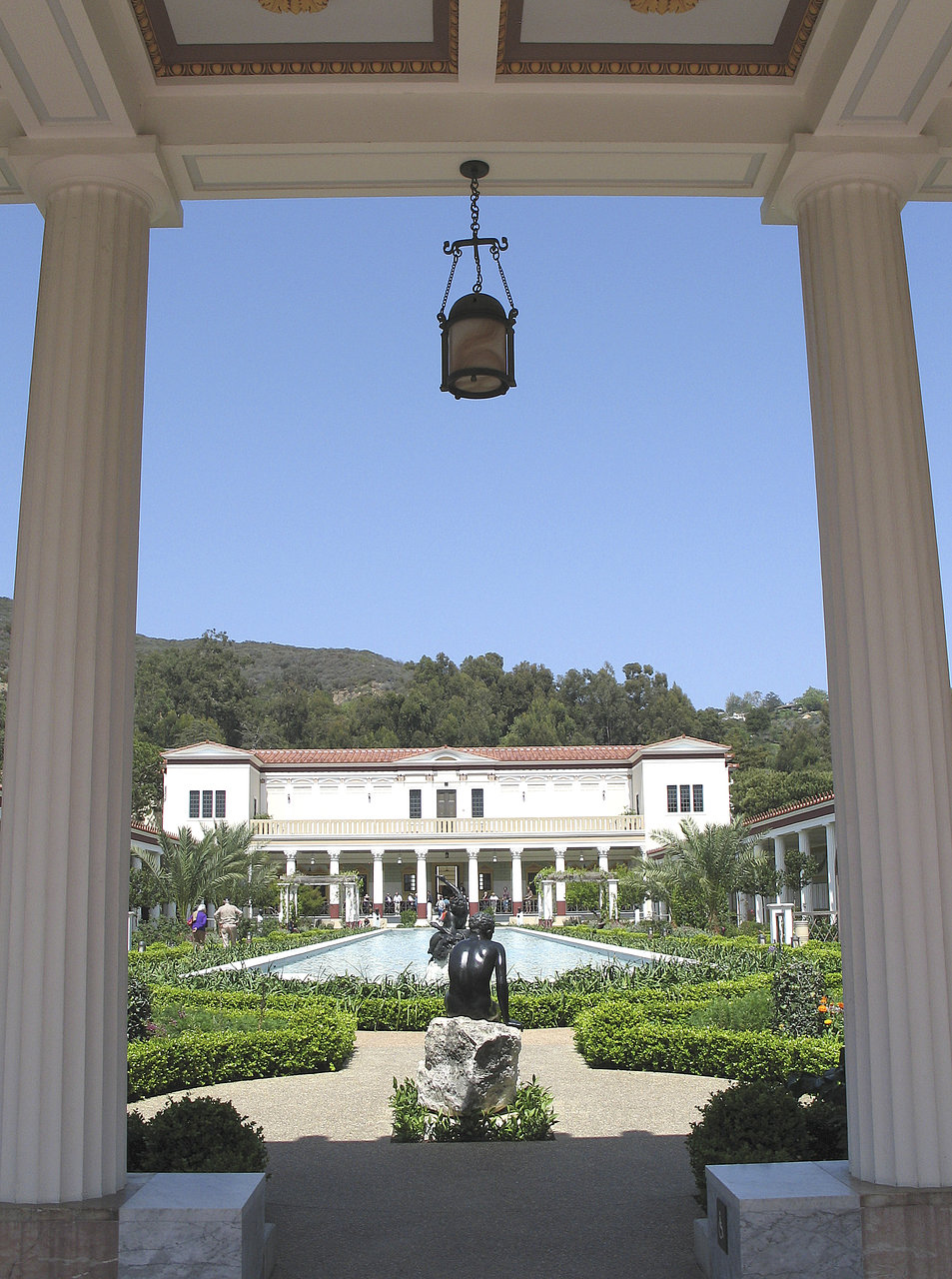 Getty Villa Malibu
