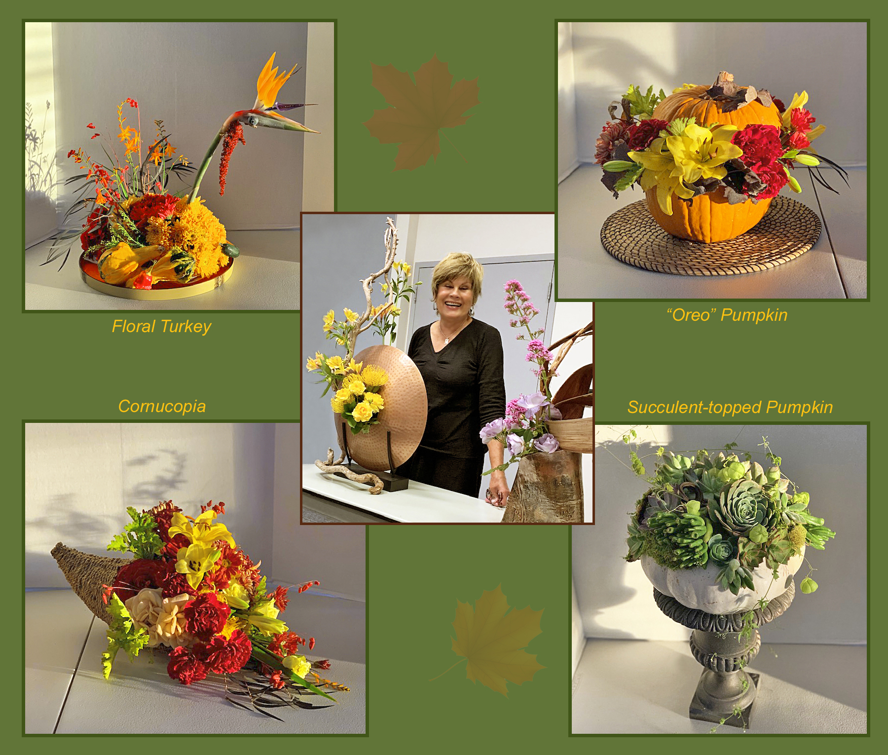 Hetty Shurtleff - Floral Design