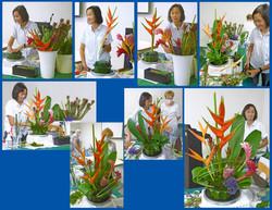 Floral Designs - LAGC Members (3/5)