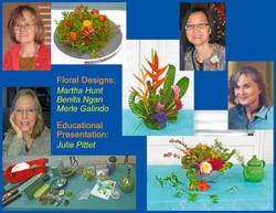 Floral Designs - LAGC Members (1/5)