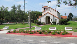 LAGC Blue Star Memorial 2009