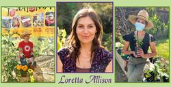 Loretta Allison - Holistic Garden Design