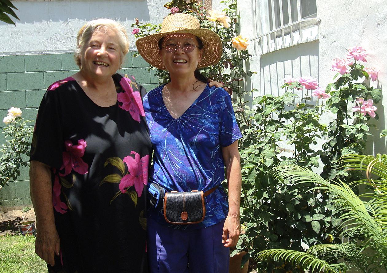 LAGC Margret's Garden Tour