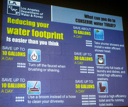 LADWP - Water Conservation