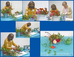 Floral Designs - LAGC Members (4/5)
