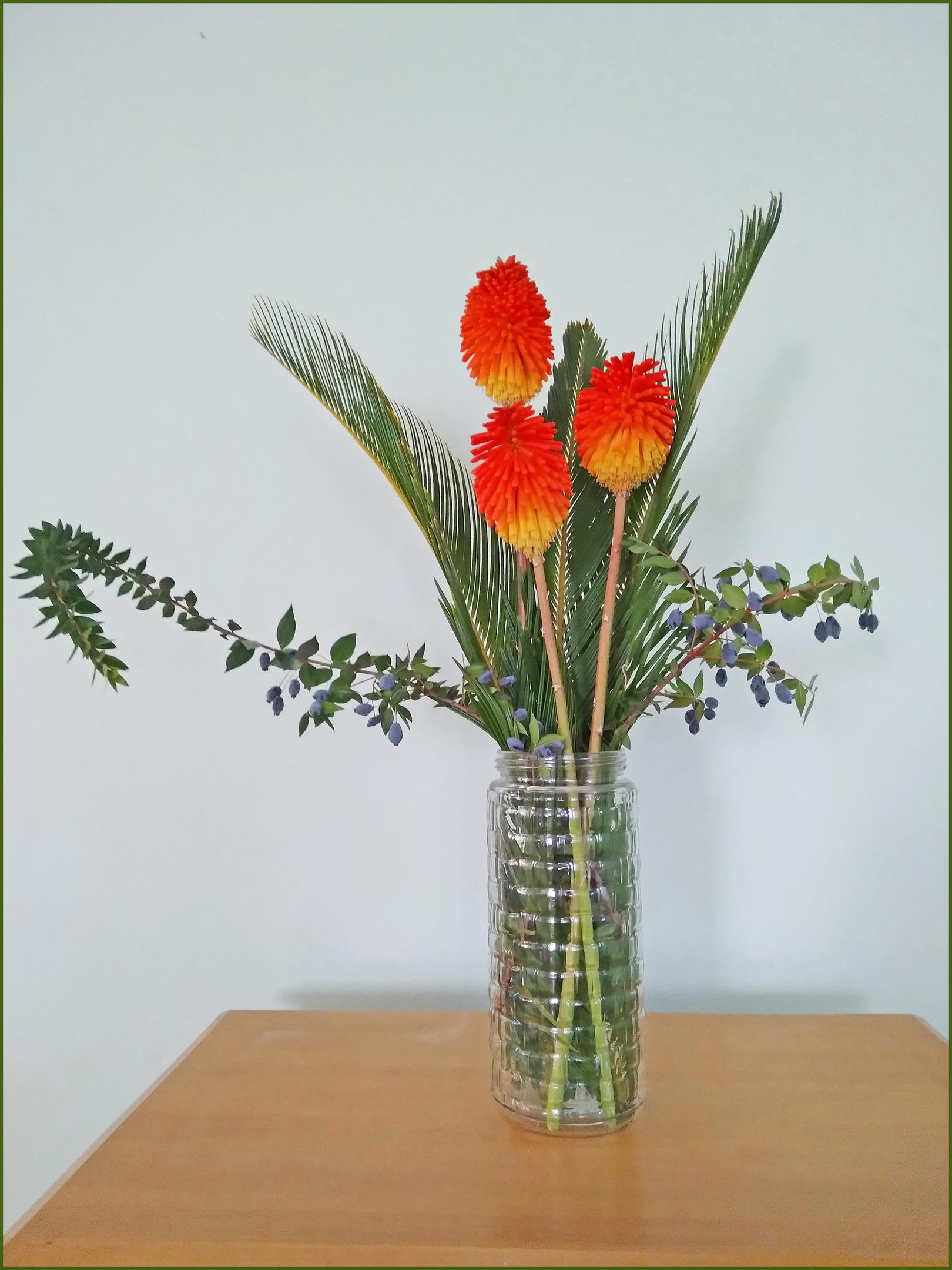 Floral Arrangement Contest - Contestant