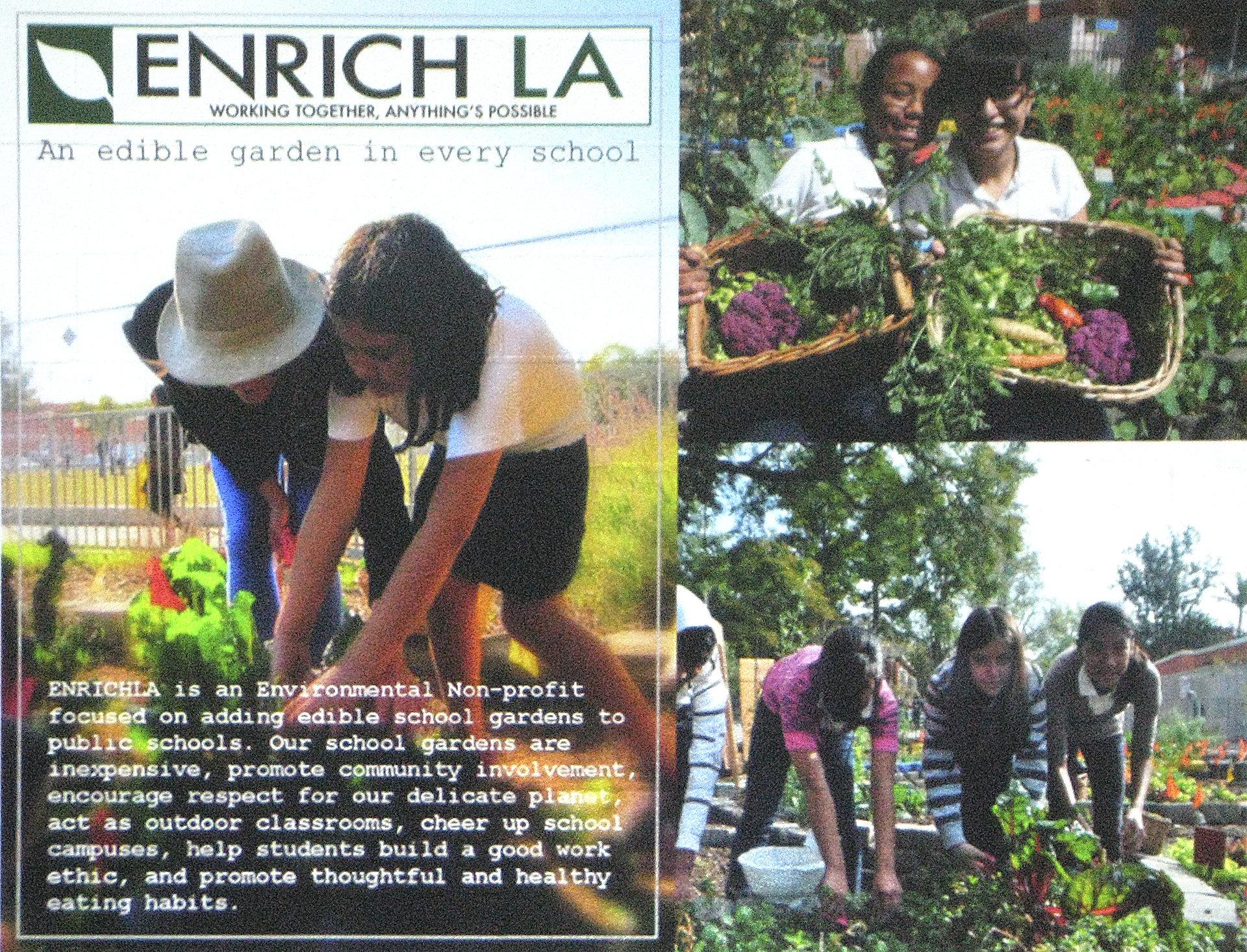 Enrich LA - Farm King